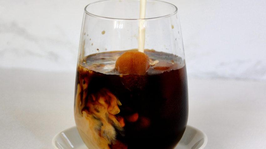 iced dirty chai latte