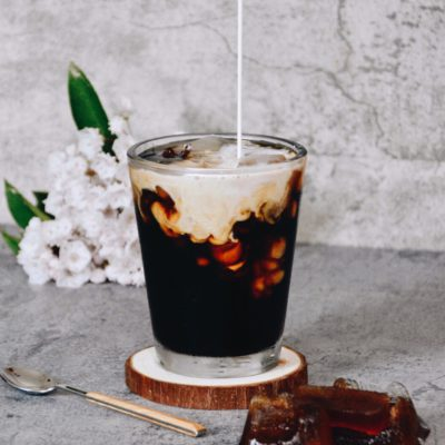 Cold Brew Coffee Ice Cubes Recipe