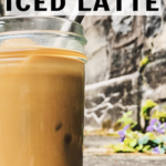 Almond Iced Coffee Latte Recipe