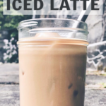 how to make an Easy Almond Iced Latte