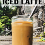 Almond-Flavored Iced Latte Recipe