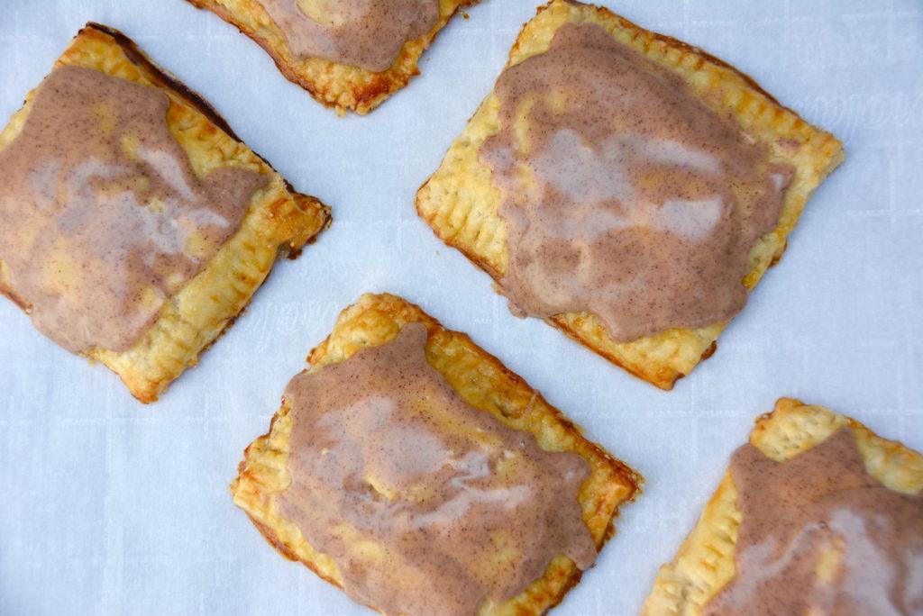 brown sugar cinnamon pop tarts