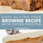 Gluten-free Brownie Recipe Coffee Frosting