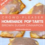 POP TART RECIPE BROWN SUGAR CINNAMON