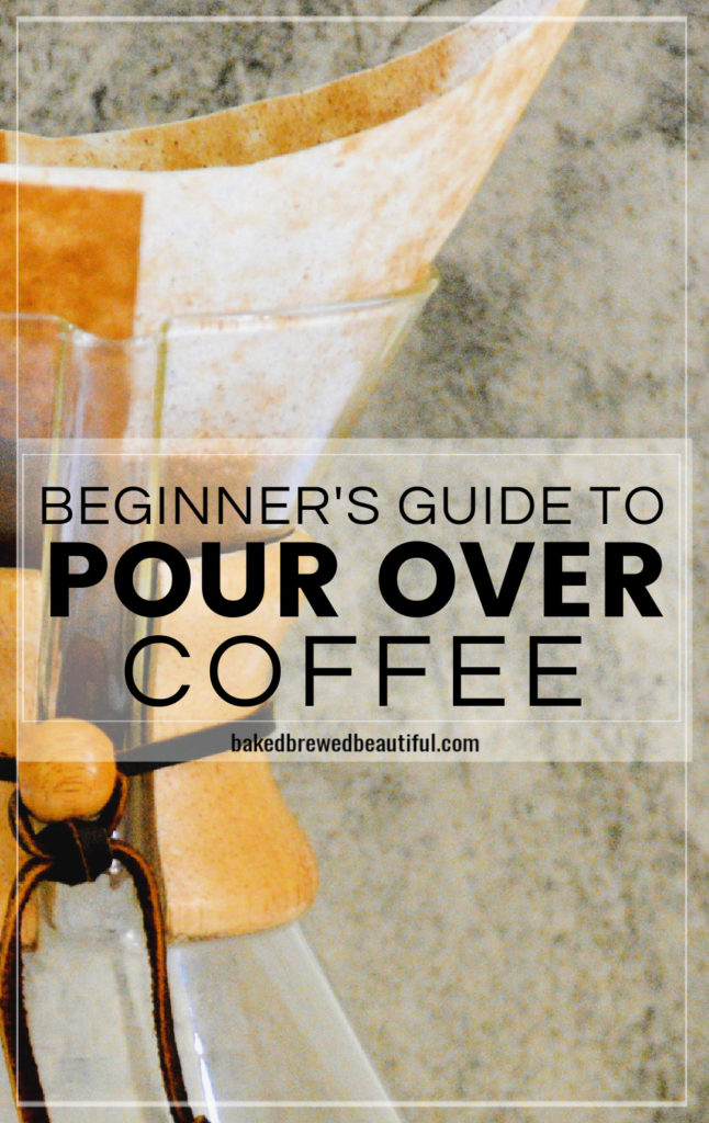 Pour Over for Beginners