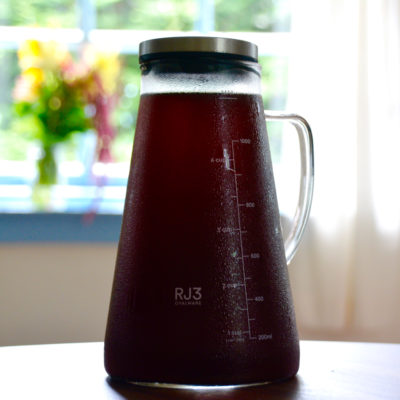 How To Make The Very Best Cold Brew At Home
