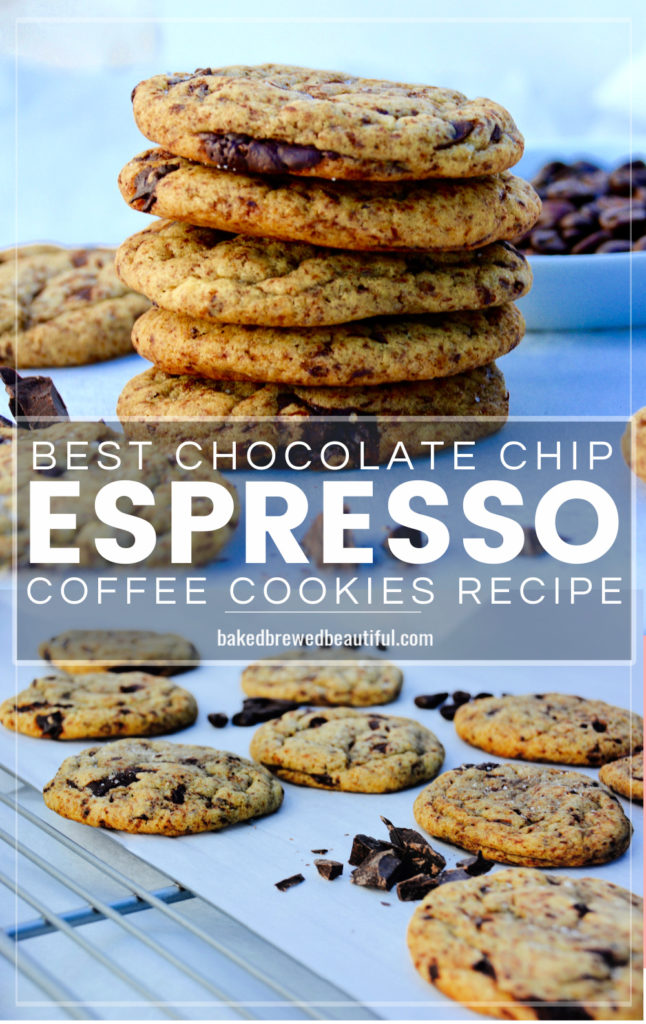 Best Espresso Coffee Cookies Recipe