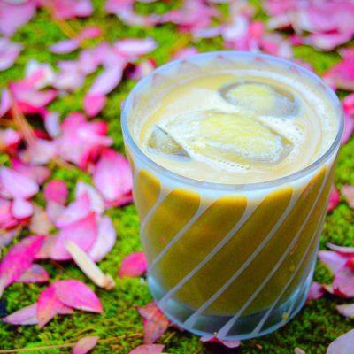 Dulce De Leche Latte: A Valentine's Day Treat