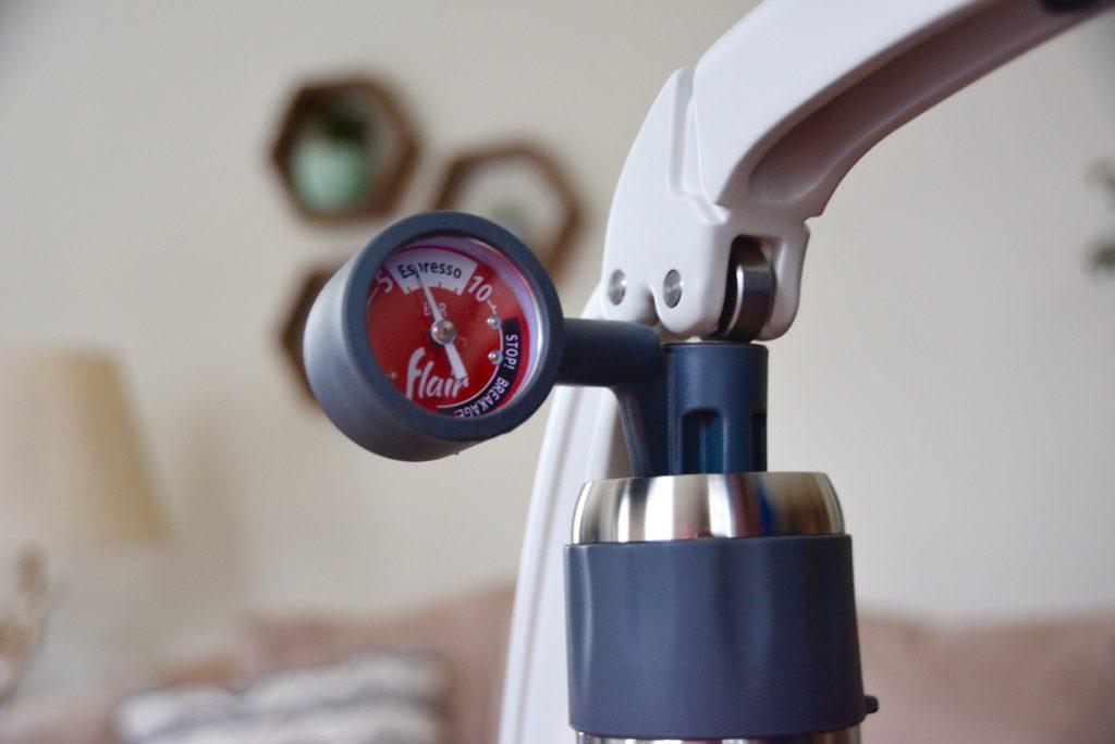 flair pro 2 pressure gauge