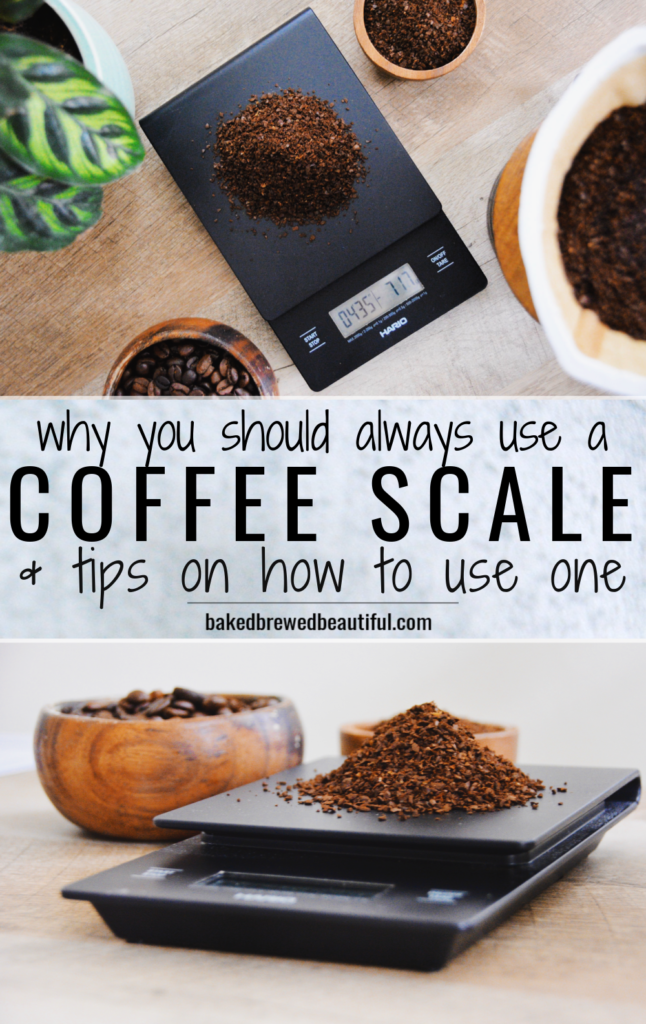 coffee scale pin