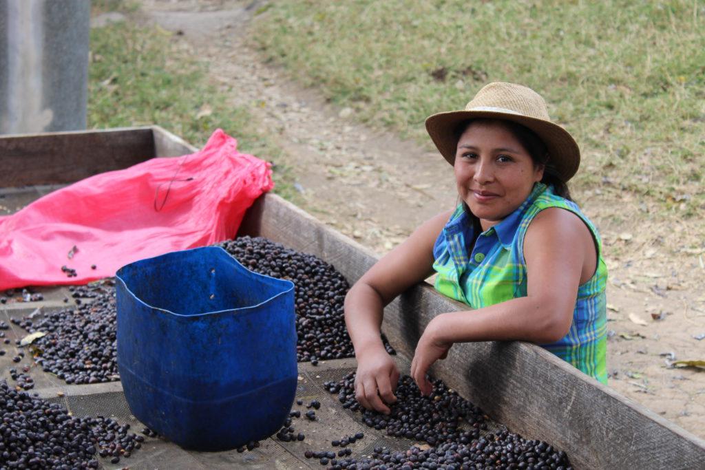 Conscious Coffee farmer