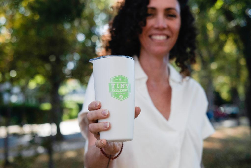 Tiny Footprint coffee sustainable