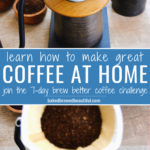 pour over coffee instruments with gooseneck kettle