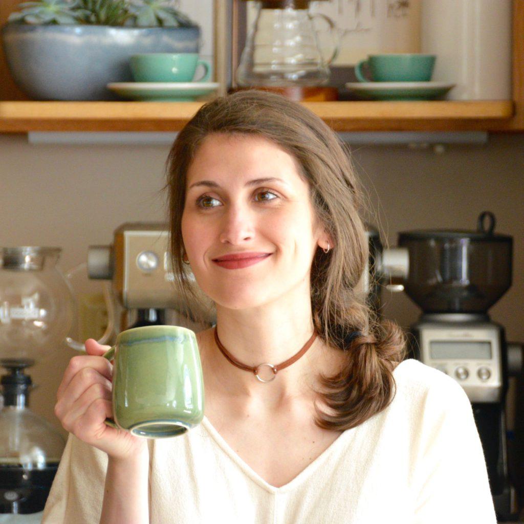cheyenne elwell coffee blogger