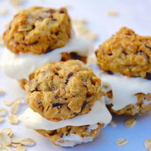 oatmeal cream pies mini